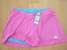 Womens Adidas Barricade Climacool Formotion Tennis Skirt Skort Shorts 8/M $45