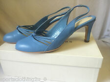 Marc Jacobs Women's Blue Sling Backs, size uk 4 eu 37 MJ28