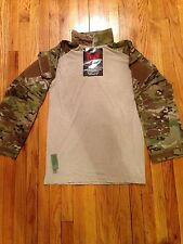 Crye Precision Combat Shirt Custom w/ DRIFIRE - Multicam Medium/Reg - Read Desc.