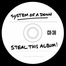 Steal This Album! [Clean] [Edited] by System of a Down (CD, Nov-2002, Sony...