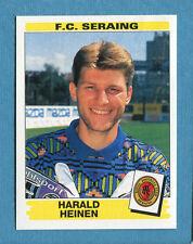 FOOTBALL 96 BELGIO Panini -Figurina-Sticker n. 275 - H. HEINEN - SERAING -New