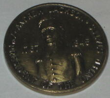 Andrew Jackson Souvenir Coin from The Hermitage in Nashville TN 1 1/8""