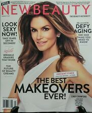 New Beauty Winter Spring 2017 Cindy Crawford Best Makeovers FREE SHIPPING sb