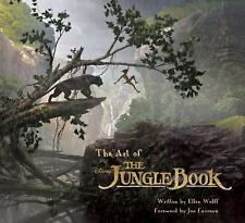 Art of the Jungle Book by Ellen Wolff (2016, Hardcover)
