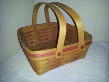 PRICE REDUCED 20% Longaberger 1992 Mother's Day Basket w/ protector