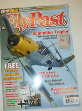 Fly Past Magazine Schneider Trophy USAF's Last F-86F Sabre August 2006 021315R2