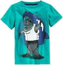 Epic Threads Little Boys' Walrus T-Shirt, Only at Macy's,Fresco Blue, Size 3T