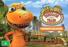 Jim Henson's Dinosaur Train -Dinormous Collection(DVDx4) - New Sealed - Region 4