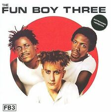 Fun Boy Three [Bonus Tracks] by Fun Boy Three (CD, Oct-2009, Cherry Red)