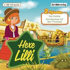 Wehrum, Eva - Hexe Lilli: Das Haibaby & Das Abenteuer auf dem Titicacasee - CD