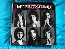 MICHAEL STANLEY BAND 'GREATEST HINTS' US IMPORT LP ~ VG / VG