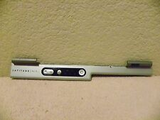 DELL OEM LATITUDE D610 HINGE/POWER BUTTON COVER P/N F4164 LAPTOP