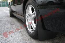 Rally Armor 93-01 Subaru Impreza 2DR & 4DR Basic Black Mud Flaps w/ Black Logo