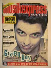 MUSIK EXPRESS SOUNDS 1995 # 10 - GREEN DAY CYPRESS HILL GRATEFUL DEAD AC/DC