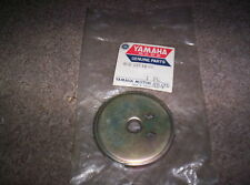 Vintage Snowmobile 1969 Yamaha SL SS Rewind Recoil Drive Plate NOS 802-15716