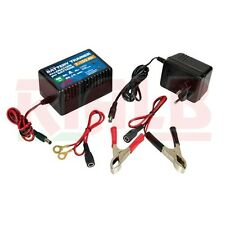 Mantenitore di Carica Batteria Lampa MOTO / AUTO Mantenimento a 12V - 70130