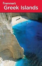 Frommer's Greek Islands (Frommer's Complete Guides)-ExLibrary