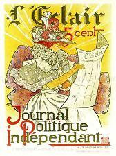 ADVERT JOURNAL DES VENTES VOS & CO BRUSSELS BELGIUM POSTER ART PRINT BB1846A