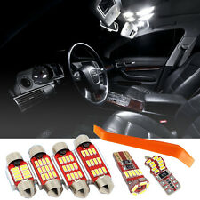 Audi A6 C6 4F AVANT 17 LED Interior Kit Bright NEW 4014 SMD Bulbs Error Free
