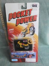 POCKET POWER TOY ROMBO SEGA GIG FONDO DI MAGAZAZZINO