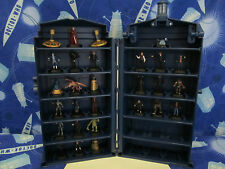 DR DOCTOR WHO PART SET MICRO UNIVERSE MINI FIGURES & TRADIS POLICE STORAGE BOX