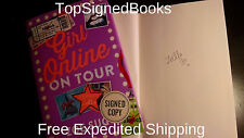 SIGNED Girl Online On Tour by Zoe Sugg Zoella, autographed new