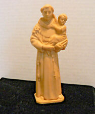 VINTAGE  LUCITE/ACRYLIC   ST.ANTHONY   STATUE