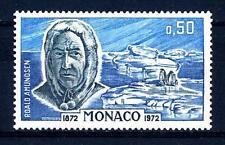 MONACO - 1972 - Centenario della nascita di Roald Amundsen (1877-1928) - MNH