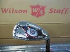 NEW WILSON STAFF D200 4-GW IRON SET TRUE TEMPER SL85 STIFF FLEX STEEL SHAFTS