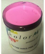 HiRez Pink SBQ Screen Print Emulsion -GALLON