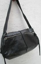 -AUTHENTIQUE  sac à main  NICOLI   cuir TBEG vintage bag