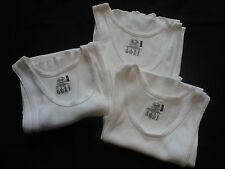NEW  Lot of 3 Vintage Men's FTL ATHLETIC UNDERSHIRT UNDERWEAR SMALL
