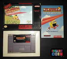 JUEGO SUPER NINTENDO PAC-MAN 2 - THE NEW ADVENTURES  (NTSC)   SNES