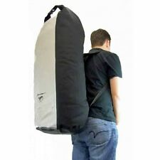 Dry Bag LARGE with Backpack / Rucksack Straps 115 Litres - Heavy Duty Vinyl