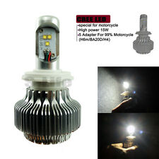 H6m LED Motorcycle bike 6000K Hi/Lo Bi-xenon bulb light Headlight Kit CREE 15W