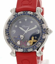 Ladies Chopard Happy Sport Floating Diamond Fish 27/8921-402