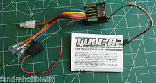 "Tamiya RC ""Drip Proof"" Electronic Speed Control ESC Brushed & Brushless TBLE 02S"