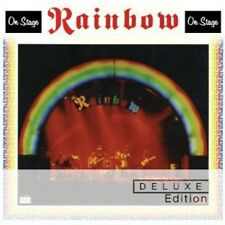 ON STAGE:DELUXE EDITION - RAINBOW [CD NEW]