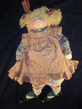 """LITTLE SOULS Doll 24"""" Gretchen Wilson EILEEN 1996"""