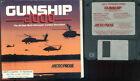 """VINTAGE SOFTWARE GUNSHIP 2000 MULTI-HELICOPTER COMBAT SIMULATION 3.5"""" DISC"""