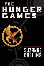 The Hunger Games by Suzanne Collins Hardcover Book (English)