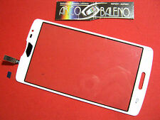 VETRO+TOUCH SCREEN per LG OPTIMUS L80 D373 D373EU LCD DISPLAY BIANCO VETRINO