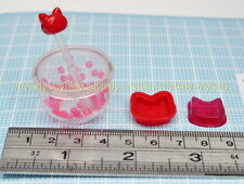 Dollhouse Miniatures Neco Cat Kitchen Food #1, 1pc - Epoch Gashapon , h#10