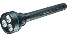 High Powered Lightweight LED XL3000 Outdoor Walking Beam Adjust Torch by Walther
