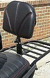 CAN AM SPYDER F3 PASSENGER BACKREST