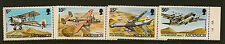 ASCENSION ISLAND :1982 Wideawake Airfield set SG 318-21 unmounted mint