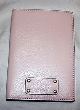 Kate Spade Imogene Wellesley Passport Holder Case Wallet - Ballet Slipper Pink