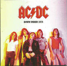 AC/DC down under 1974