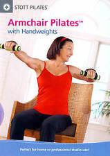Stott Pilates: Armchair Pilates with Handweights (DVD, 2013)