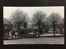 RP Vintage Postcard - Northamptonshire #B9 - Village Hall, Nether Heyford